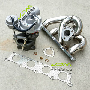 Upgrade K04 015 Turbo Chager Exhaust Manifold For Audi A4 Vw Passat 1 8l 1 8t
