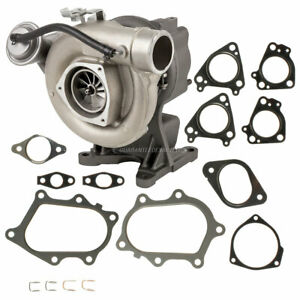 Turbo Kit W Turbocharger Gaskets For Chevy Silverado Gmc Sierra Duramax