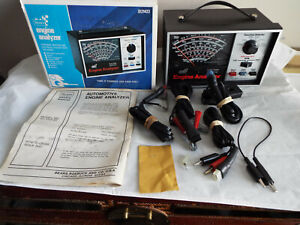 Vintage In The Original Box Complete Sears Engine Analyzer 2821423