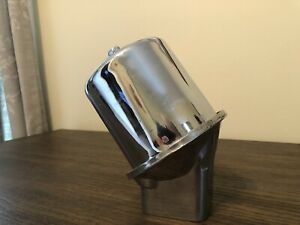 Vintage Chrysler Hemi Chrome Oil Filter Housing Canister Hot Rod Custom Race