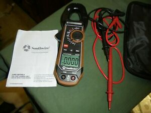 Southwire 21510n 400a Ac Clamp Meter