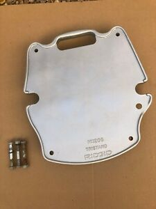 Ridgid 1206 Tristand Top Plate For 300 Pipe Threader