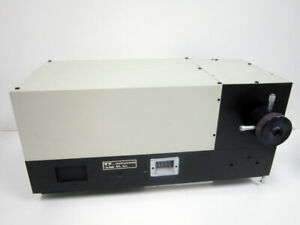 Isa Instruments Sa Hr640 5 Gratings Monochromator Spectrograph