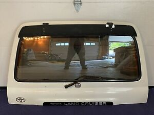 Toyota Fzj 80 Land Cruiser Lexus Lx450 Rear Upper Hatch Oem 1993 1997