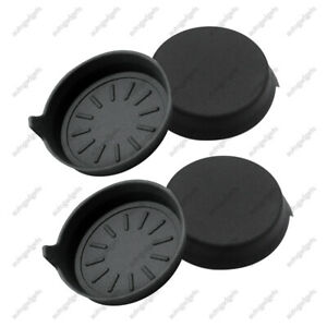 Car Cup Holder Coasters Silicone For Holders 4 Set For Universal Vehicle