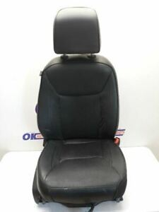 13 14 Chrysler 300 C Passenger Right Front Bucket Seat Black Leather