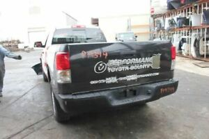 Trunk Hatch Tailgate Without Rear View Camera Fits 07 13 Tundra 462904