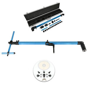 Auto Body Frame Machine 2d Measuring System Perfect Solution W Aluminum Box
