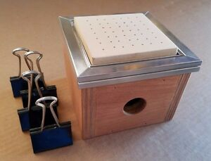 6 X 6 Vacuum Forming former Thermoform Plastic Forming Box machine table