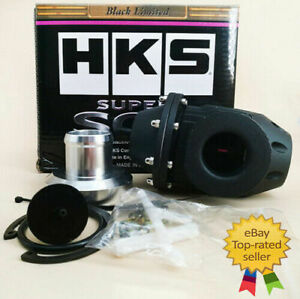 Hks Ssqv 2 Super Sequential Blow Off Valve Black Limited 71004 Kk001 Universal