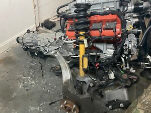 2018 Jeep Hellcat Trackhawk 6 2 Engine With 8 Speed Automatic Full Swap