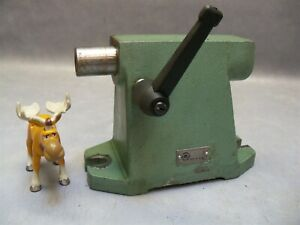 Bison 5818 125 Lathe Tailstock Milling Fixture Made In Poland