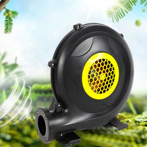 Powerful Inflatable Bounce House Castle Air Pump Blower Fan 370 Watt 0 5hp Us
