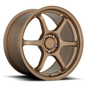 Motegi Traklite 3 0 18x9 5 5x120 Matte Bronze 45mm Wheel Rim
