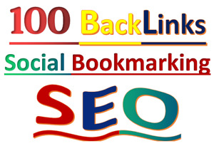 100 Social Bookmarking Backlink Website Seo Backlink Improve Site Ranking Google