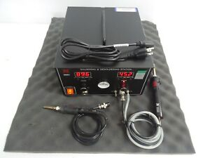 Xy Tronic 988d Soldering Desoldering Station Good Condition