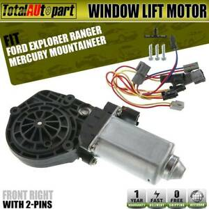 Window Motor Front Right For Ford Explorer Ranger Lincoln Mercury Mountaineer