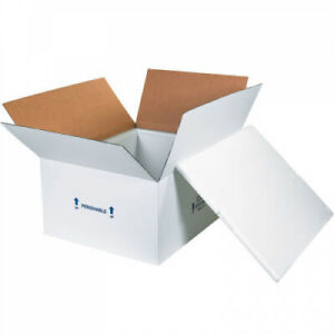 Insulated Shipping Kit 26 X 19 3 4 X 10 1 2 Reusable Food Box Containers