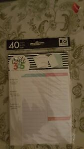 Happy Planner Mini 40sheets To Do List
