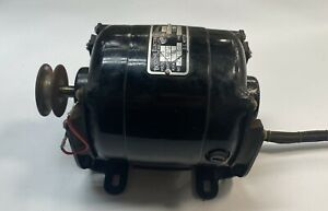 Used Bodine 1 40th Hp Motor Type Nsh 33 Continuous Duty 115v 45amp 1125 Rpm
