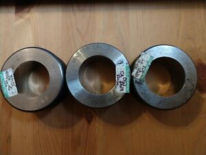 Master Set Ring Bore Ring Gage Set Rings Sold By Each