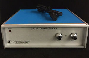 Columbus Instruments Carbon Dioxide Sensor Model Edin Co2 Sensor