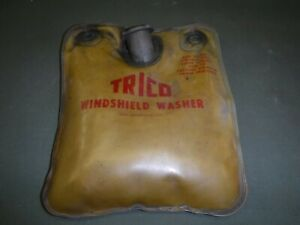 1950 s 1960 s Trico Windshield Washer Bag Used