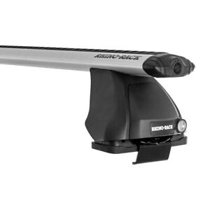 For Chevy Silverado 3500 Hd 15 19 Vortex 2500 Front Silver Roof Rack System