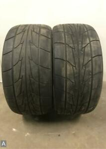 2x P305 35r20 Nitto Nt555r 5 32 Used Tires