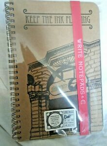 Write Notepads Co Fahrney s 85th Anniv Limited Edition Spiral Journal Notebook