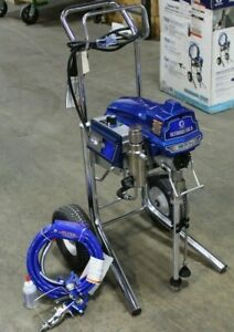 Graco Ultimate Mx Ii 490 Pc Pro Electric Airless Sprayer Hi boy 826245