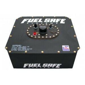 Fuel Safe Rs215 15 Gal 26 X17 875 X9 5 Race Safe Complete Fuel Cell New