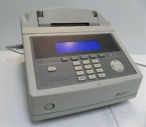 Applied Biosystems Pcr System 9700 Geneamp Thermocycler Broken Handle