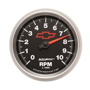 Autometer 3697 00406 Gm Series In dash Tachometer