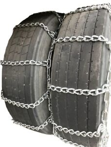 Snow Chains 235 85r16 235 85r16lt Dual Tire Chains