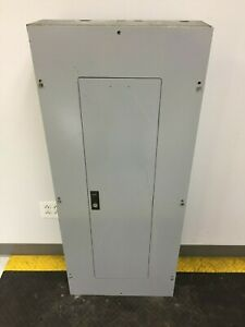 Cutler Hammer 100 Amp 208 120 Volt 3 Phase Main Lug 30 Circuit Panel p 363