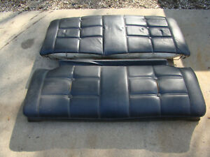 Chevelle Gm A Body 70 71 72 Rear Seat 442 Gs Ss Gto Monte Carlo Skylark Judge