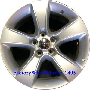 Dodge Charger Factory 17 Alloy Wheel 2008 2009 2010 2011 2012 2013 2014 2405