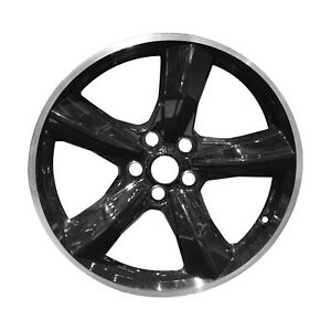 10222 Reconditioned Oem Rear Aluminum Wheel 19x9 5 Fits 2019 Ford Mustang