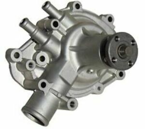 Milodon 16230 Water Pump Mechanical For 1965 1969 Ford 289 302 351w New
