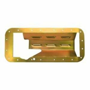 Milodon 32005 Windage Tray Louvered Rear Or Center Sump Mopar For Big Block B Rb