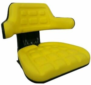 Yellow John Deere 2530 2550 2555 2630 2640 Universaltractor Suspension Seat iep