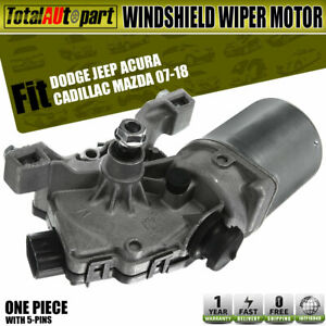 New Windshield Wiper Motor Front For Jeep Grandcherokee Compass Dodge Cadillac