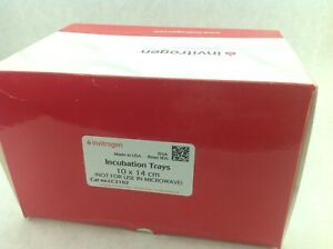 Invitrogen Lc2102 Incubation Tray 10 X 14 Cm 8 pk Sealed