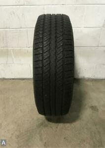 1x P265 70r17 Goodyear Wrangler Hp 9 32 Used Tire