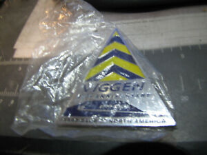 New Saab 9 3 Viggen 20th Anniversary Saab Club Of North America Badge