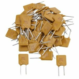 50 X 5a 16v 5000ma Polyswitch Resettable Fuse Ruf500 Poly Switch Fuses Polyfuse