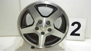 Wheel 17x7 1 2 Machined W Spoke End Painted Inlay Fits 05 Grand Cherokee 671450