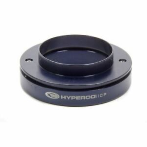 Hyperco Hhperch 2 50 2 5 Hydraulic Coil over Spring Perch Black Anodize New