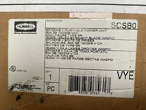 Hubbell Scsb0 Scsb0 Spider Box brand New Free Shipping